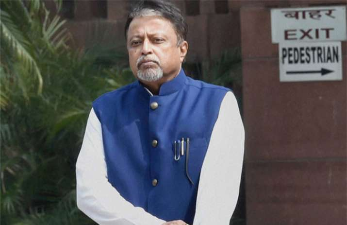 Suspended Trinamool Congress MP Mukul Roy resigns from Rajya Sabha, Party