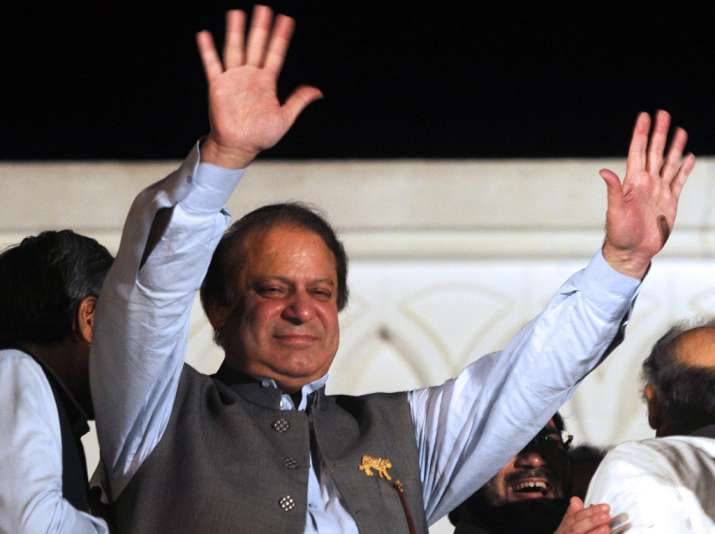 Former Pakistani prime minister returns to the head of the sheriff's Party