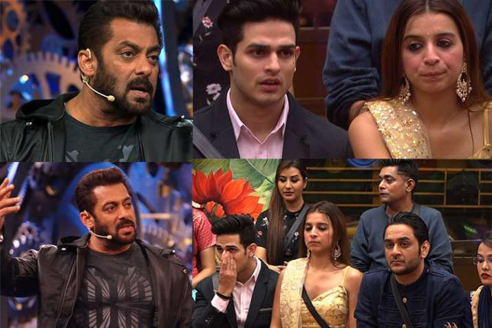 Bigg Boss 11: Arshi Khan claims Priyank Sharma tried to kiss her