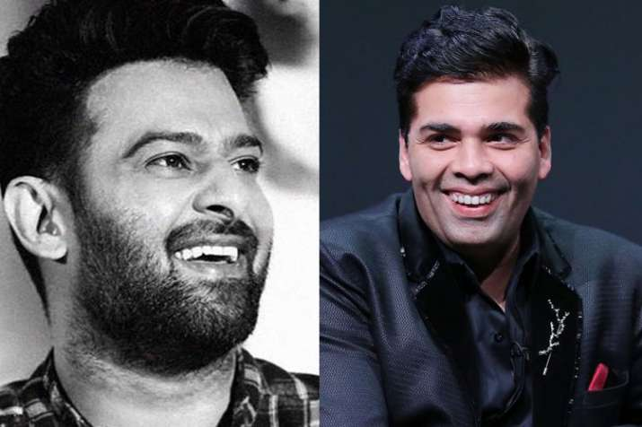 Here is why Karan Johar rejected Prabhas for a role in Bollywood