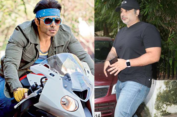 Can you recognize Uday Chopra in this latest photo?