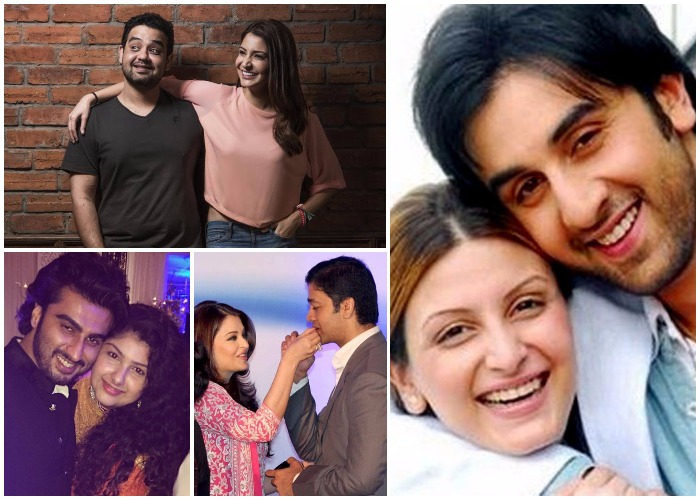 Bollywood celebrities and their siblings