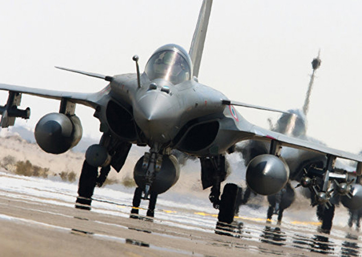 Eyeing more sale of Rafales, French Defence Minister begins