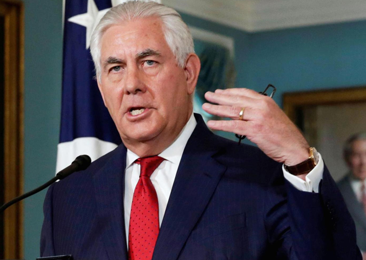 Tillerson Signals Impatience With China on North Korea, Trade