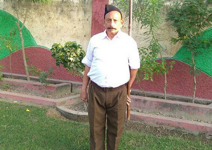 RSS Leader Shot Dead in Punjab While Returning From 'Shakha'