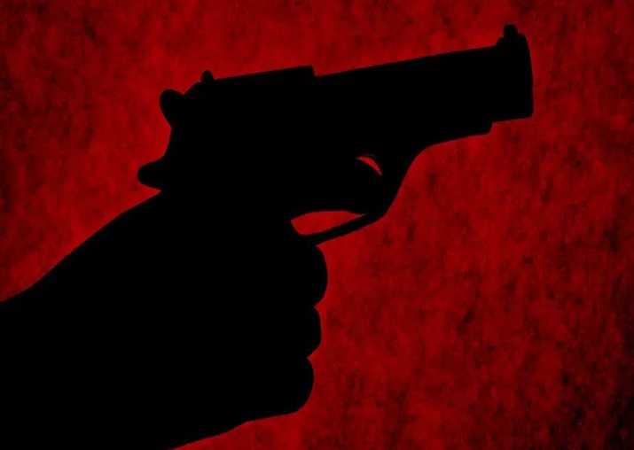 Representational pic - RSS worker shot dead in UP's