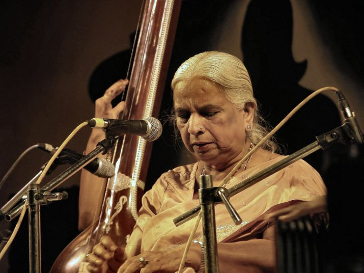 Image result for ,Girija Devi's death