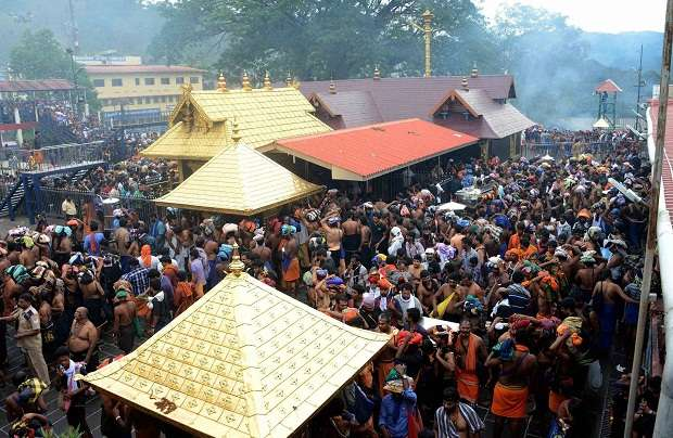 Supreme Court refers Sabarimala case to constitution bench