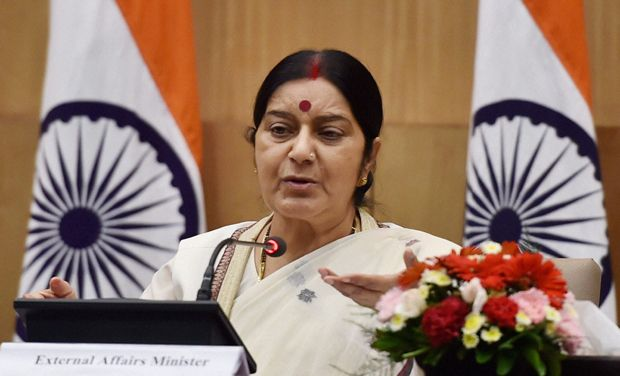 Indian students in Italy's Milan attacked, monitoring situation, tweets Sushma Swaraj