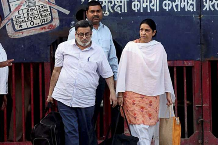 Rajesh and Nupur Talwar walk free after four years behind