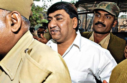 Abdul Karim Telgi, kingpin of multi-crore fake stamp paper