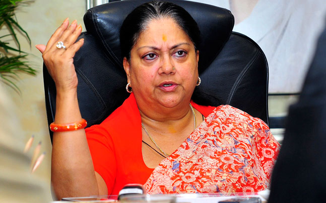 The Vasundhara Raje government tabled the Criminal Laws