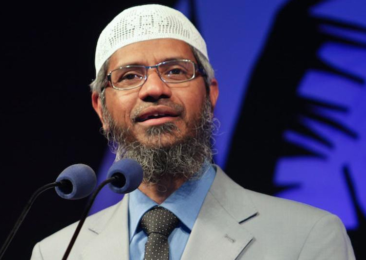 NIA files charge sheet against Zakir Naik in hate speech