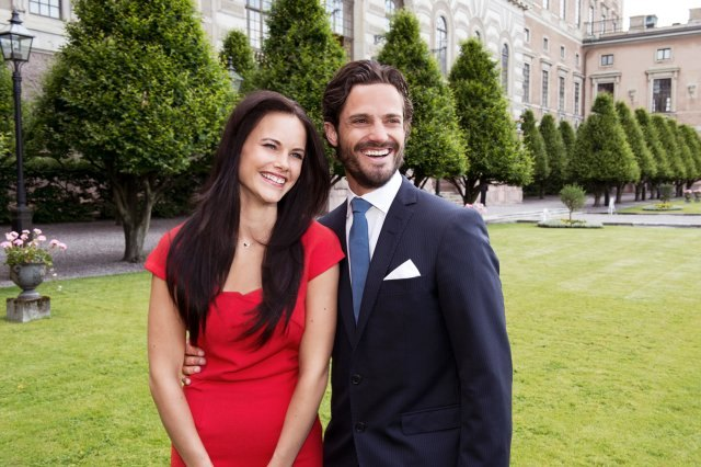 India Tv - Prince Carl Philip and Sofia Hellqvist
