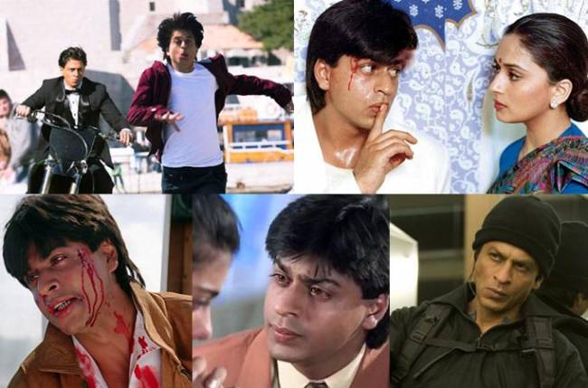 Top negative roles of Shah Rukh Khan