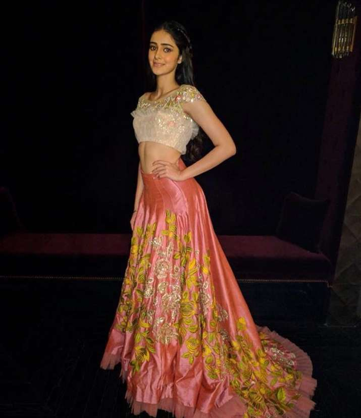 India Tv - chunky pandey daughter