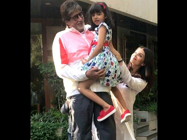 Aaradhya Bachchan's already stealing style cues from mom Aishwarya