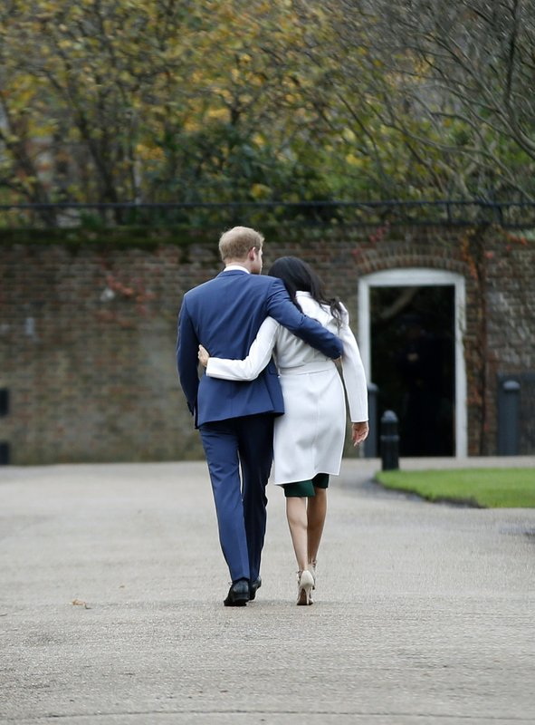 India Tv - Prince Harry and Meghan Markle