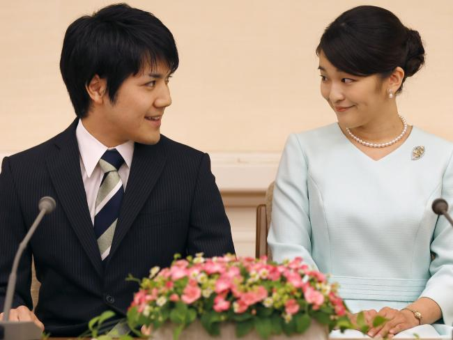 India Tv - Princess Mako of Japan and Kei Komuro
