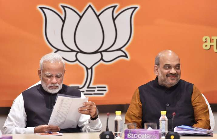 BJP parliamentary board approves list of Gujarat contestants