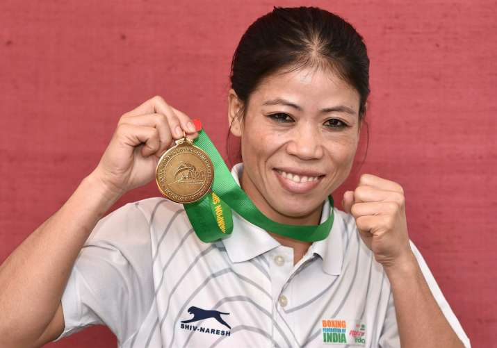 Fitness makes me unbeatable in ring, says Mary Kom