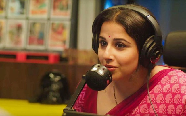 Tumhari Sulu Twitter review: Fans bowled over by Vidya Balan's performance