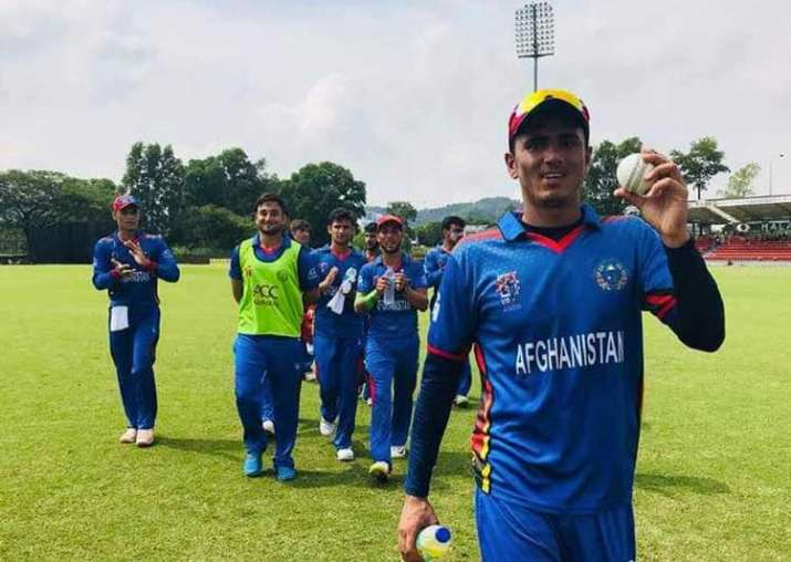 Afghanistan Under-19 Asia Cup
