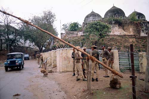 Shia Waqf Board bats for Ram temple in Ayodhya, mosque in Lucknow