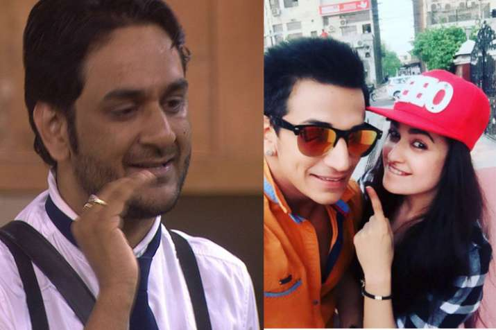 Vikas Gupta tries to escape from the house