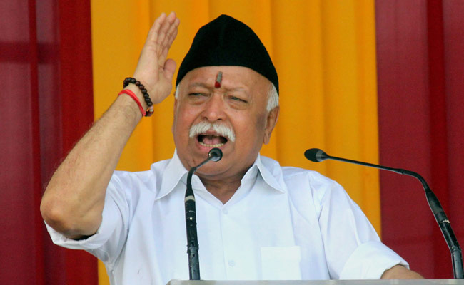 AIMIM chief terms Mohan Bhagwat's statement obnoxious