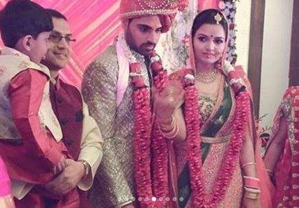 Bhuvneshwar Kumar Gets Married in Meerut