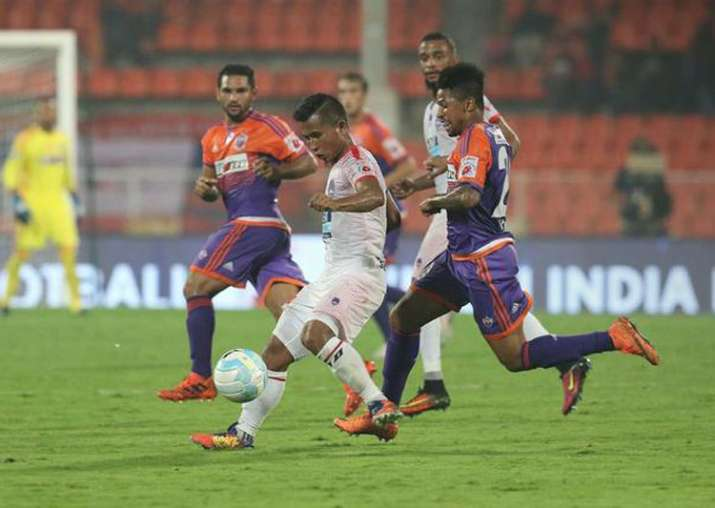 Here's How You Can Catch Live Action From Match 5 of ISL as FC Pune City Clash With Delhi Dynamos FC