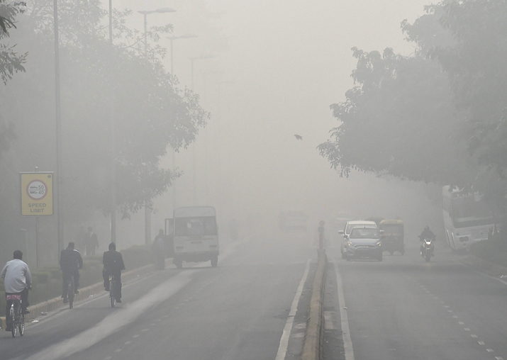 Delhi air quality improves but six out of 15 regions still