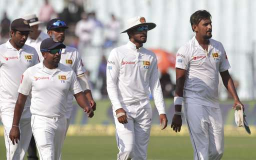 Image result for The last 10-15 overs put us under pressure: Chandimal