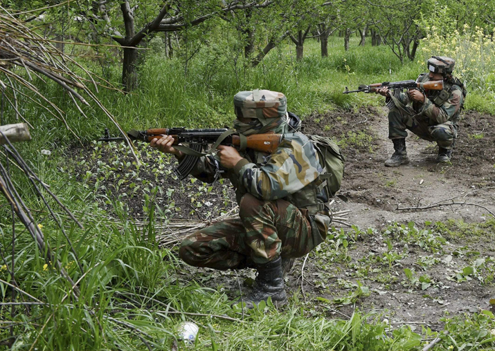 Six terrorists gunned down in J&K's Bandipora; IAF commando martyred