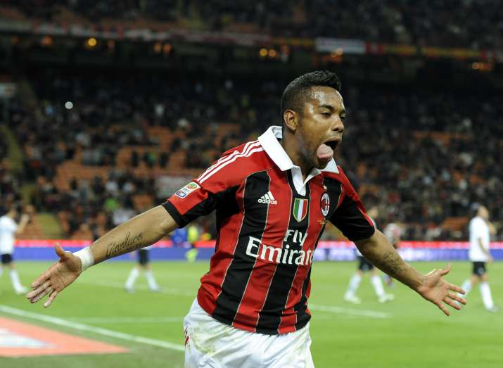 Robinho sentenced to nine years in jail for sexual assault