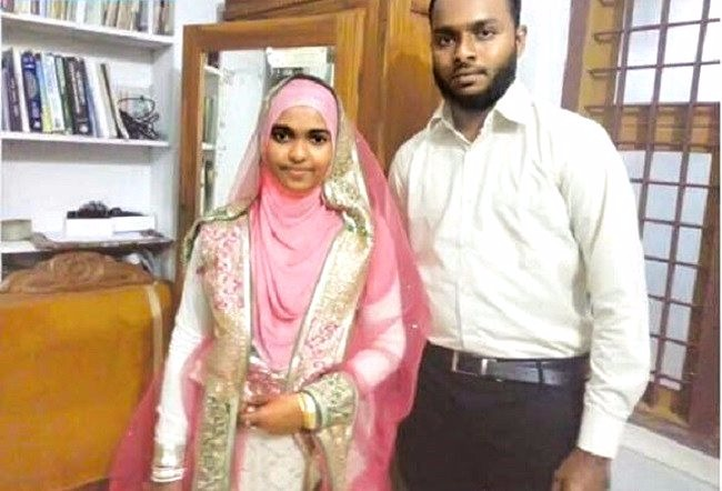 I'm Muslim, nobody forced me to convert: Hadiya before leaving Kerala