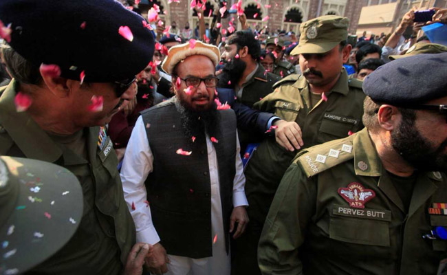 US calls on Pakistan to arrest and charge 26/11 mastermind
