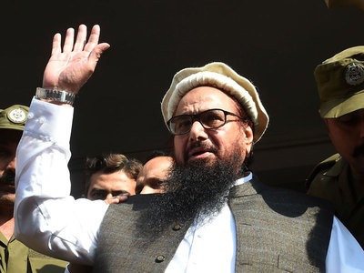 Hafiz Saeed rearticulating agenda of terrorists thriving in