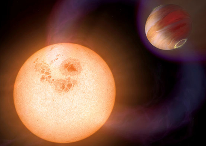 Scientists discover 'Hot Jupiter' with deadly