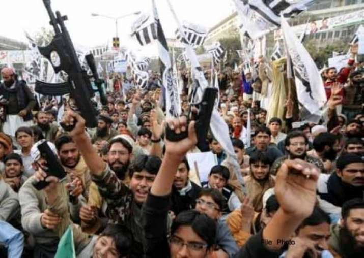 US shares names of 20 terror groups with Pakistan