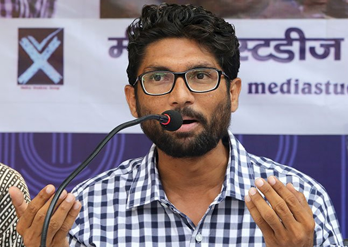Gujarat assembly elections 2017: Jignesh Mevani to contest as independent from Vadgam