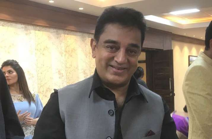 Will return donations, go to Varanasi if people want: Kamal Haasan