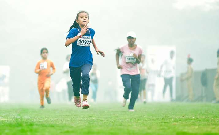 The objective of Salwan Marathon is to tap talent at grass