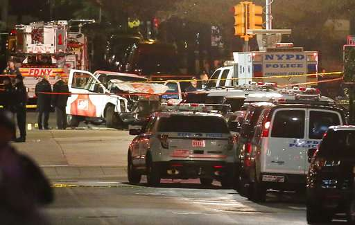 NYC TERROR ATTACK: Trump calls for extreme vetting