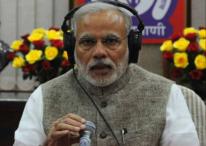 PM shares his thoughts in 38th edition of 'Mann Ki Baat'