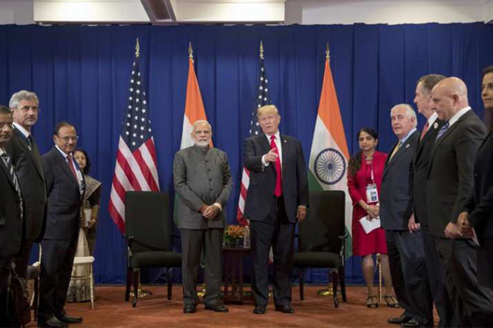 India and US should have world's greatest militaries,