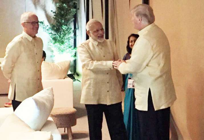 Modi meets New Zealand counterpart; invites her to visit India