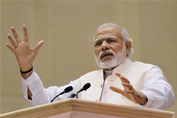 Centre's target is to double farmers' income within five years: PM Modi