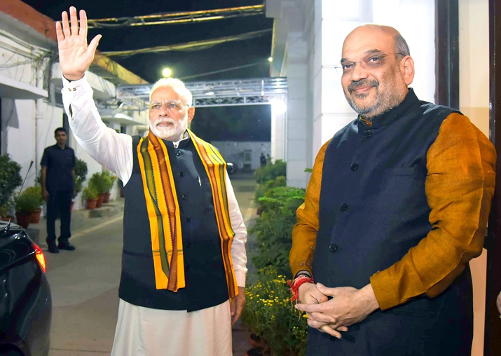 File pic - Gujarat polls: War of words hits new low,